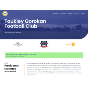 tgfc home page